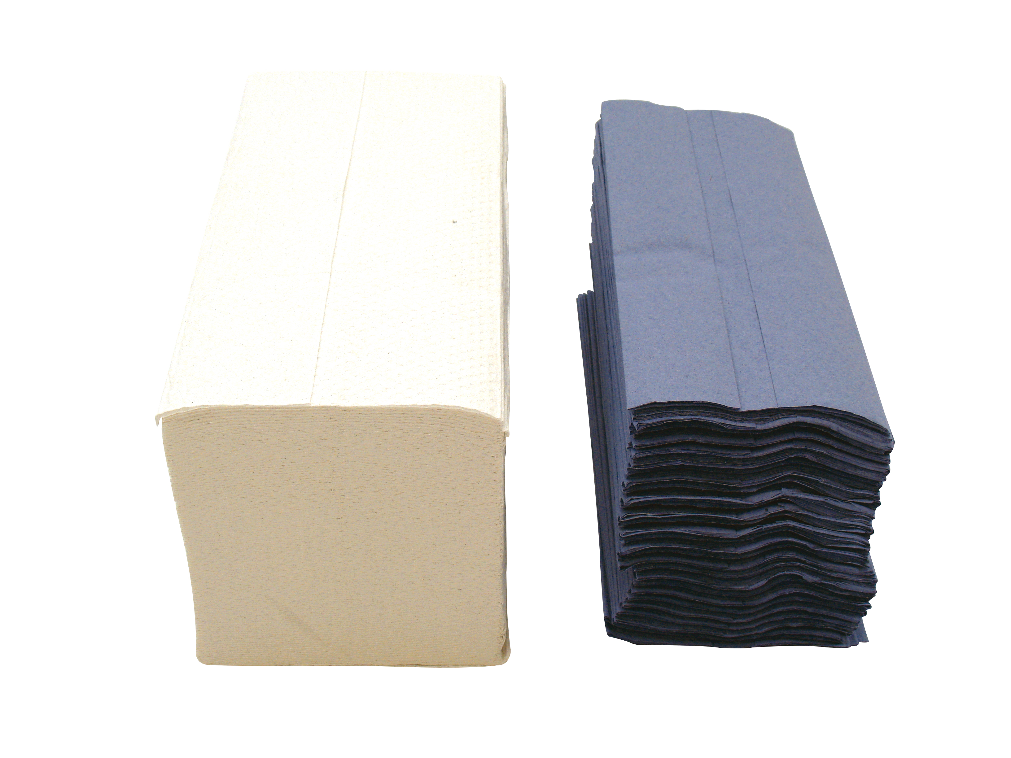 Hand Towel - C-fold white 2ply 2400/box