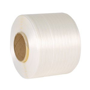 Strapping - balepress 9mm x 500m white