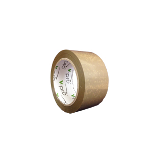 Tape - V-Pro™ PVC buff 48mm x 66m