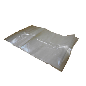 Clear sacks - 20 x 38 x 46 inch 170g