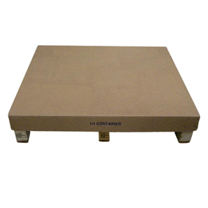 Pallet Box - half container 1070 x 870 x 550mm