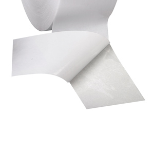 Tape - double sided 50mm x 50m tissue high tack