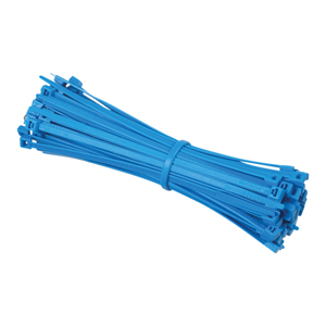 Cable Ties - 200 x 4.8mm blue