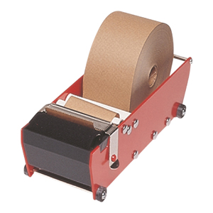 Tape - dispenser gummed paper manual