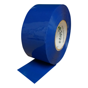 e-tape™ 3 Plus - 48mm x 150m blue