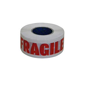 e-tape™ 3 Plus - 48mm x 150m printed 'Fragile'