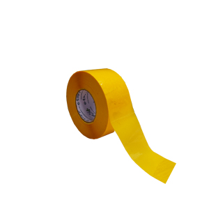 e-tape™ 3 Plus - 48mm x 150m yellow