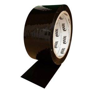 Tape - DENVA™ low noise 48mm x 66m black