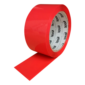 Tape - DENVA™ low noise 48mm x 66m red