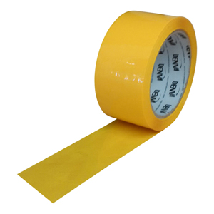 Tape - DENVA™ low noise 48mm x 66m yellow