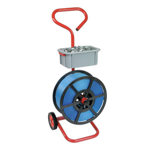 Strapping - Dispenser mobile for plastic reel