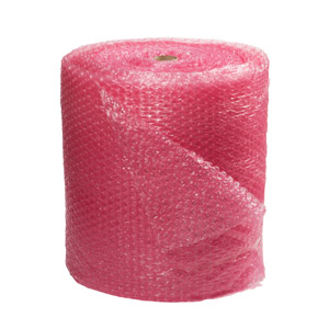 Airsafe™ Bubblewrap - small 600mm x 100m antistatic