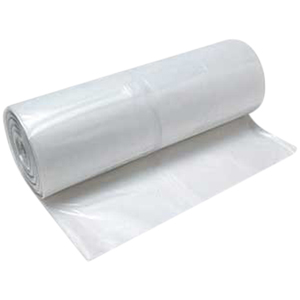 Polythene shrink tube - 1270mm x 50kg 125mu clear