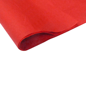 Tissue Paper - red