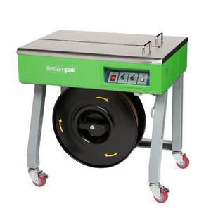 Strapping Machine - TP202 semi auto, open frame