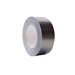 Tape - TROJAN™ waterproof cloth 36mm x 50m Silver