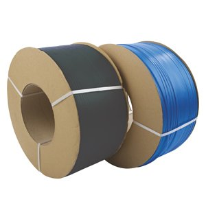Strapping - pp 16mm x 0.85 x 800m 200/150 core blue